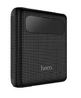 Зовнішній акумулятор Hoco B20 Mige 10000mAh Black