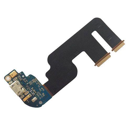 Шлейф HTC One mini 2 з роз'ємом зарядки і мікрофоном