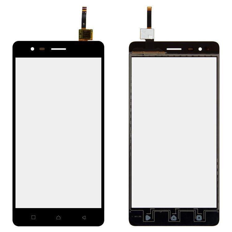 Сенсор (тачскрин) Lenovo Vibe K5 Note A7020 Black