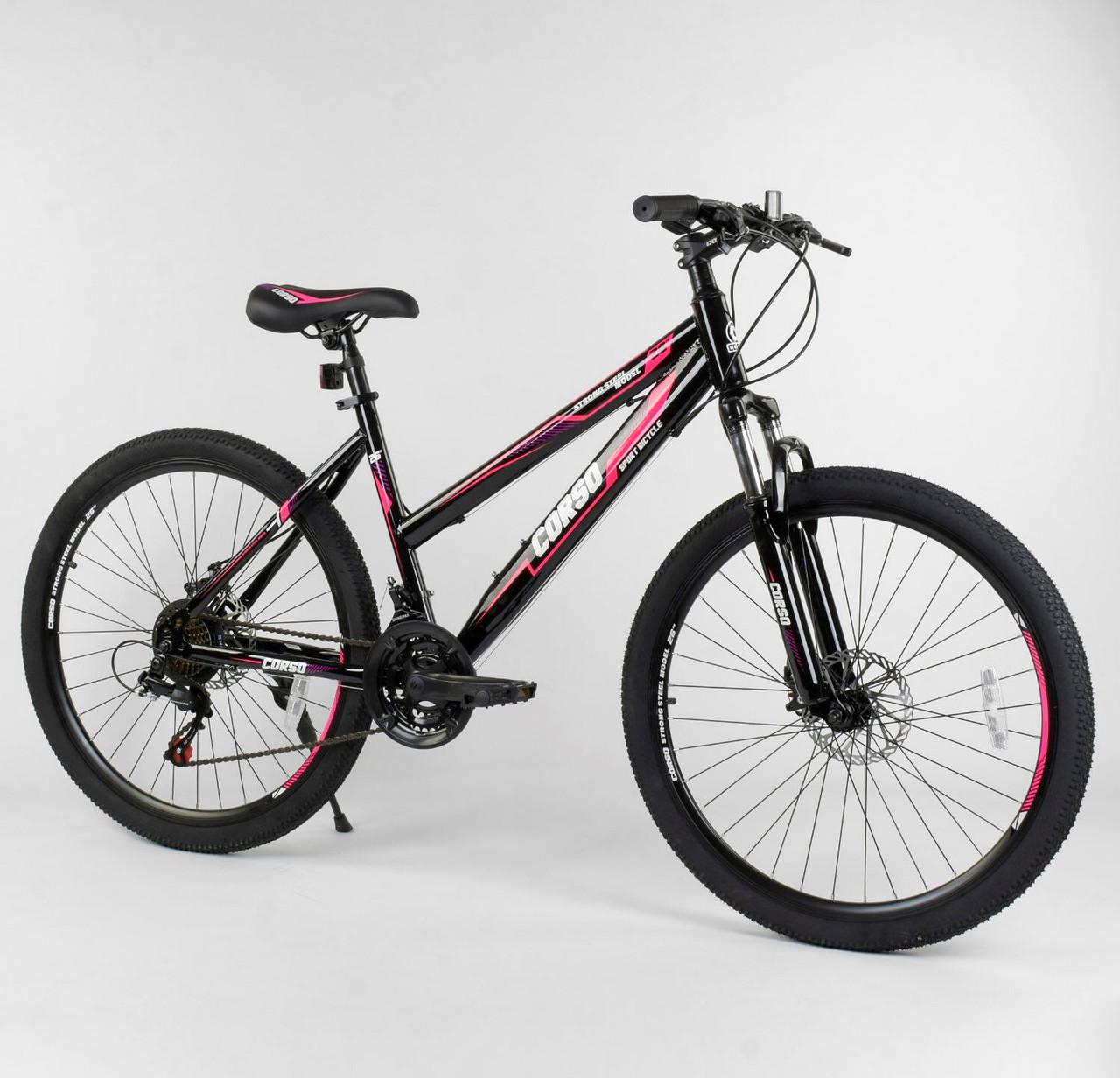 """Горный велосипед 26"""" CORSO SPORT-1 St"""