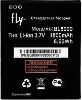 Аккумулятор Fly FS451 Nimbus 1 / BL8009 (1800 mAh) 12 мес. гарантии, фото 1