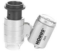 Микроскоп Konus KONUSCLIP-2 20x для смартфона, фото 1