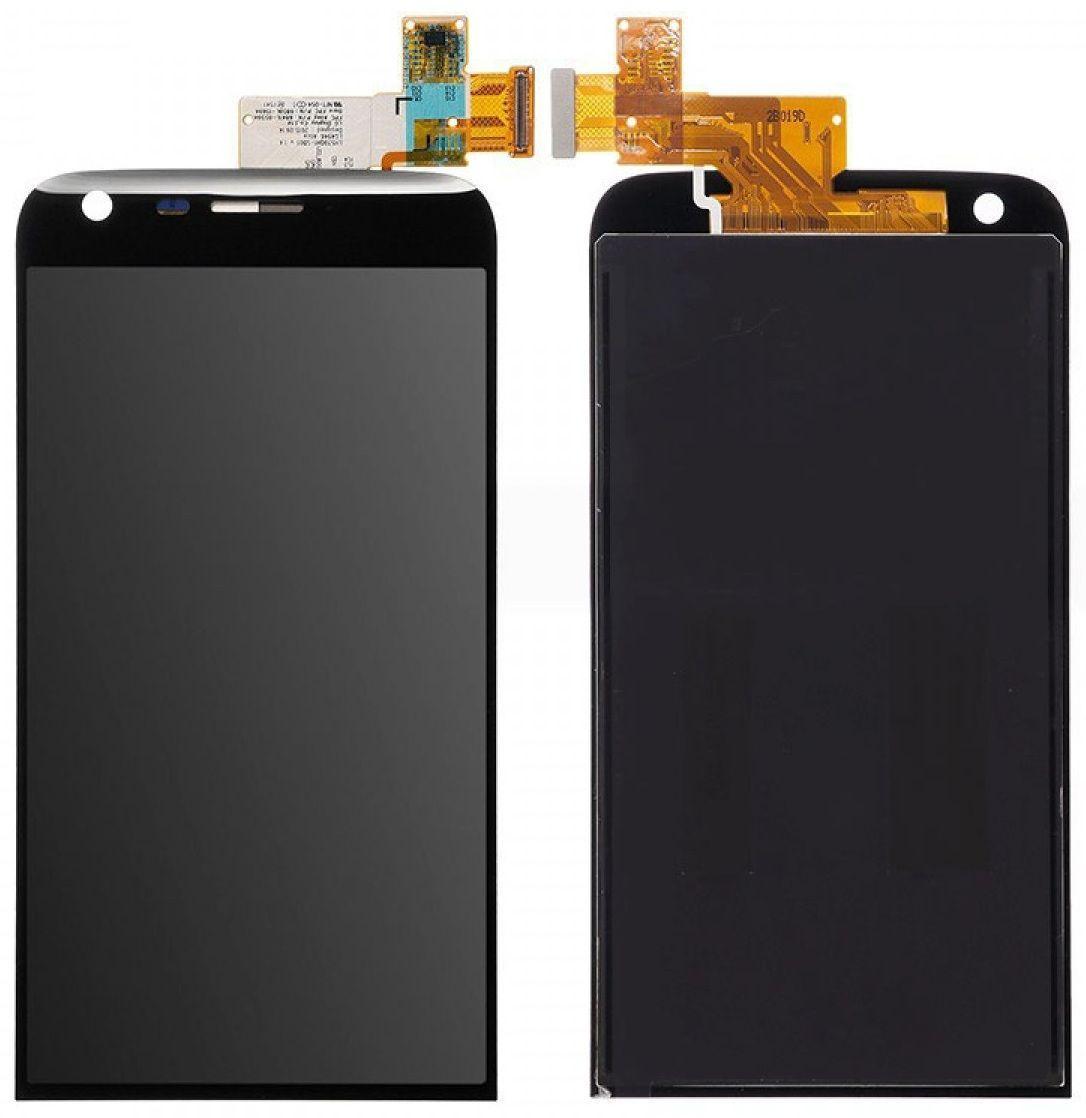 Дисплей (экран) для телефона Lg G5 H820, H830, H850, LS992, US992, VS987 + Touchscreen Black
