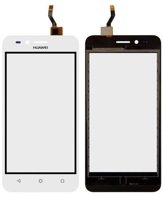 Сенсор (тачскрин) Huawei Ascend Y3 II LTE 4G, LUA-L21 (версия 4G) White