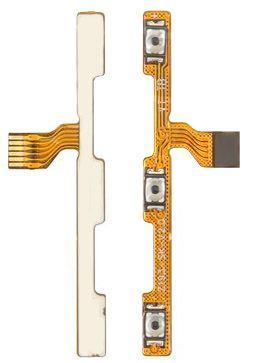 Шлейф Meizu M5s з кнопкою включення і регулювання гучності