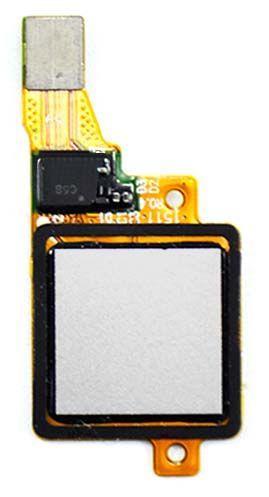 Шлейф Huawei Honor 5X с датчиком отпечатка пальца Silver