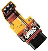 Шлейф Sony Xperia X Performance F8131 / F8132 с разъемом зарядки Original