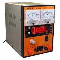 Лабораторний блок живлення WEP PS-1502D+ 15V 2A цифровий