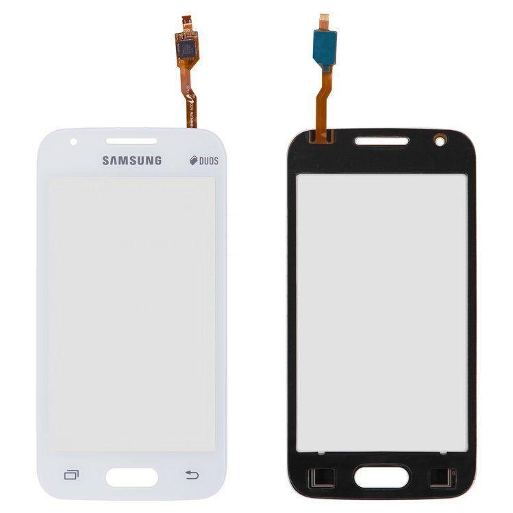 Сенсор (тачскрин) для телефона Samsung Galaxy Ace 4 Neo G318, Galaxy Ace 4 Neo G318H White