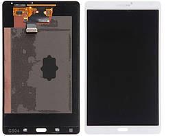 Дисплей для планшета Samsung Galaxy Tab S 8.4 T700 WiFi + Touchscreen White