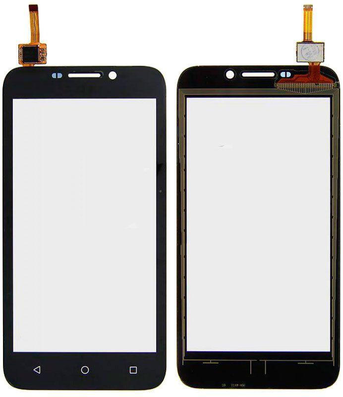 Сенсор (тачскрин) для телефона Huawei Ascend Y5c Y541, Y541-U02 Black