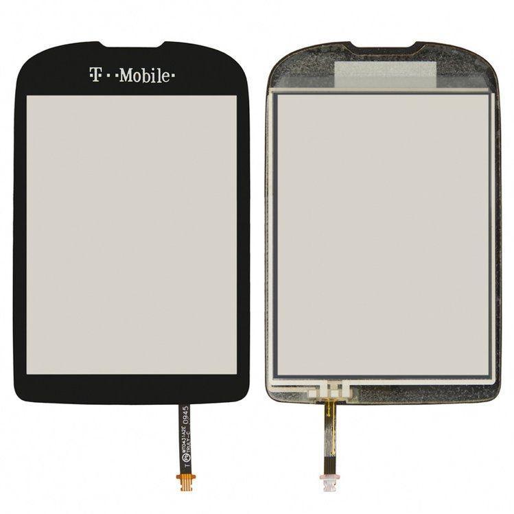 Сенсор (тачскрин) для телефона Huawei U7519 #WT041A2E WT0645PET-A H Black