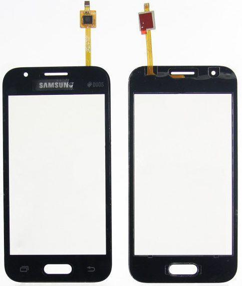 Сенсор (тачскрин) Samsung Galaxy J1 mini J105H, J106F (original) Black