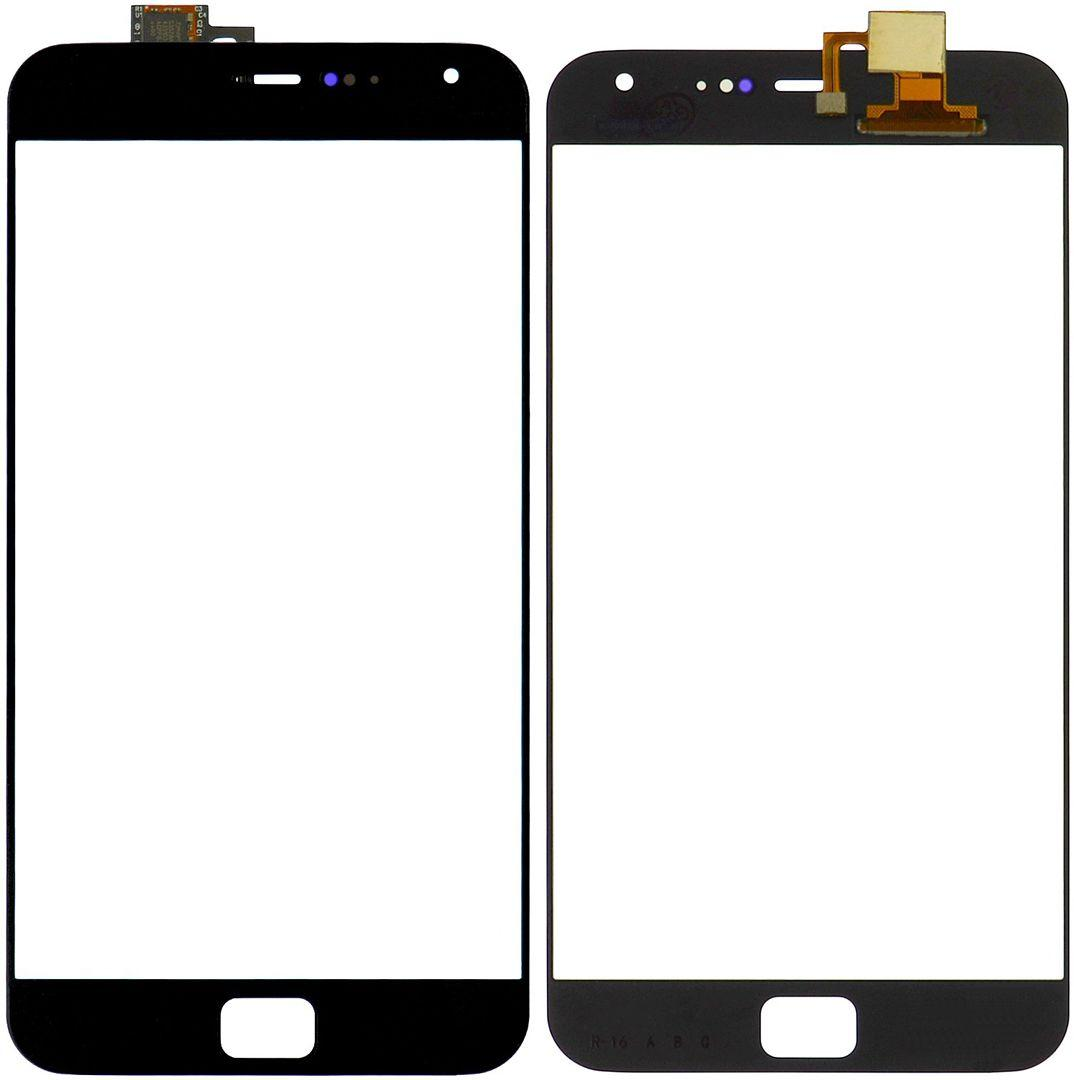 Сенсор (тачскрин) Meizu MX4 Pro M462 Black