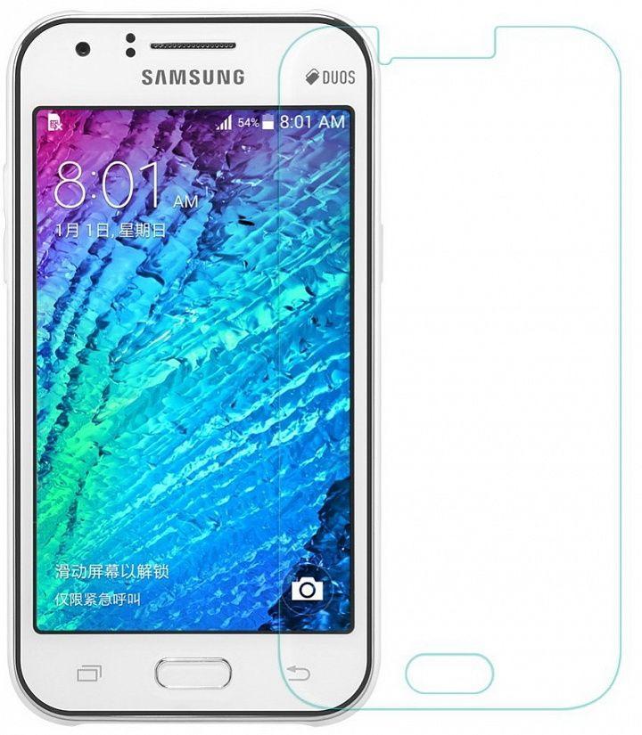 Защитное стекло TOTO 2.5D Full Cover Samsung J120 Galaxy J1 2016 Clear (F_43075)