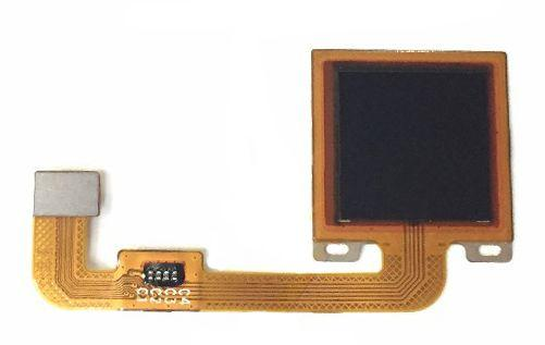 Шлейф Xiaomi Redmi Note 4X со сканером отпечатка пальца Black