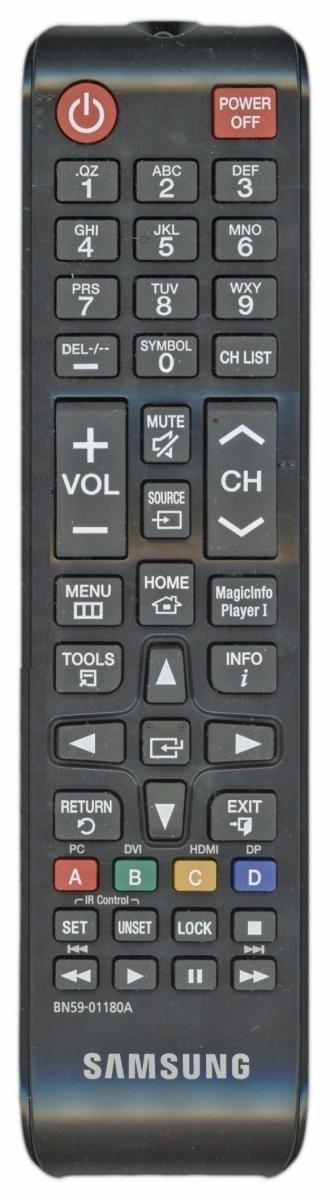 Пульт для телевизора Samsung BN59-01180A Original