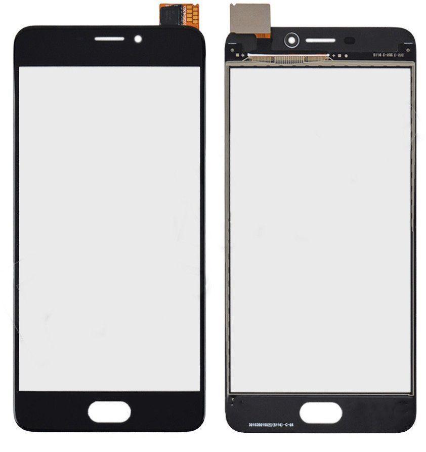 Сенсор (тачскрин) для телефона Meizu M6 M711 Black