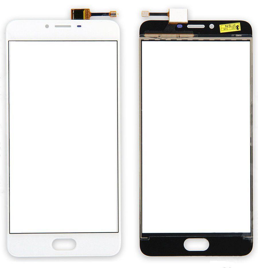 Сенсор (тачскрин) для телефона Meizu U20 U685 White