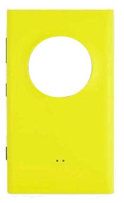 Задняя крышка корпуса Nokia 1020 Lumia (RM-875) Yellow