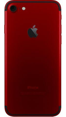 Корпус iPhone 7 Red