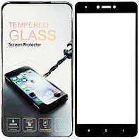 Защитное стекло 1TOUCH Full Glue Xiaomi Redmi 4X Black