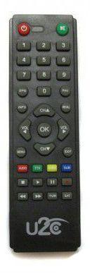 Пульт для телевізійного тюнера U2C B6 Full HD