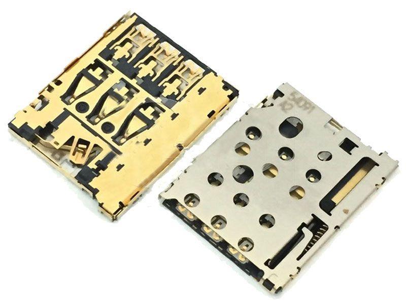 Коннектор SIM-карты Sony Xperia C4 Dual E5333 / E5343 / E5363