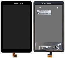 Дисплей для планшета Huawei MediaPad T1 8.0 (S8-701u, T1-821L, #N080ICE-GB1 Rev.A1) + Touchscreen Black
