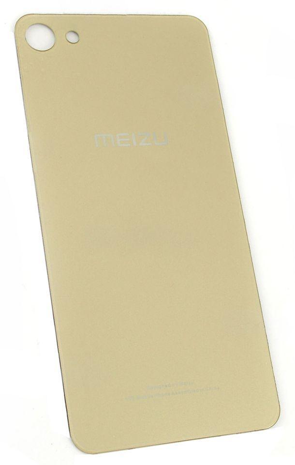 Задняя крышка корпуса Meizu U10 U680H Gold