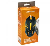 Мышка проводная Zornwee GM02 Black