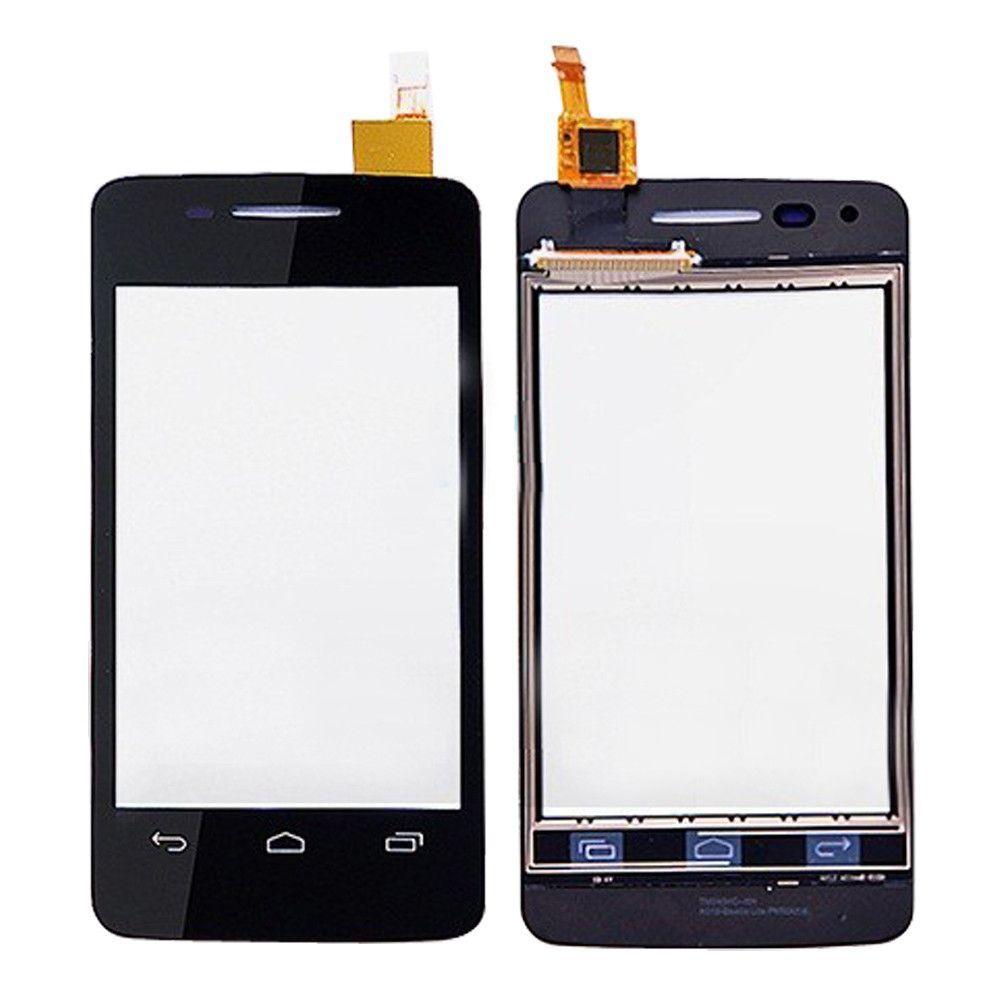 Сенсор (тачскрин) для телефона Alcatel One Touch 4007 Pop C1, 4010, (4010D, 4010A, 4010X) Black