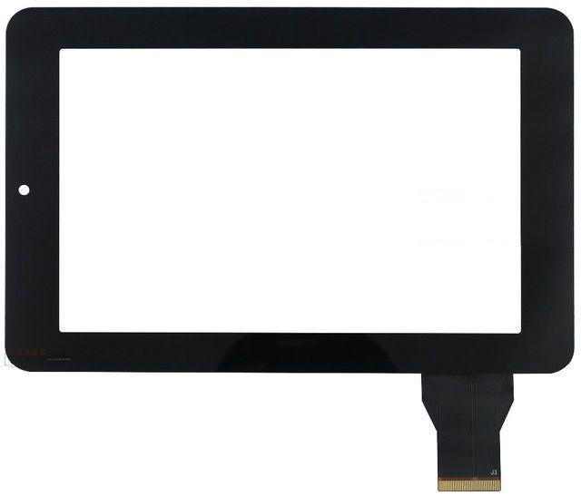Сенсор для планшета (тачскрін) TeXet TM-7043XD (185x121, 40pin, #HLD-GG707S, HLD120912 M704A1, HLD120806,