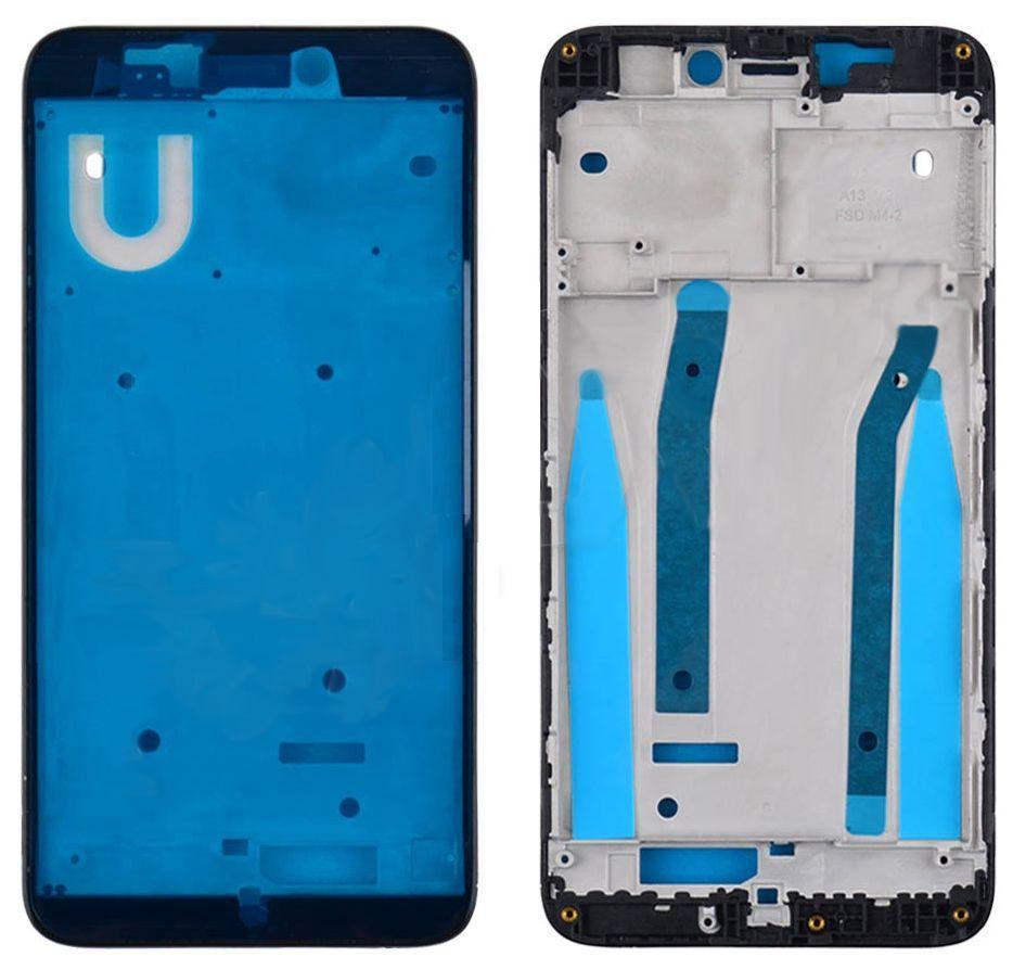 Передня панель корпусу (рамка дисплея) Xiaomi Redmi 4X Black