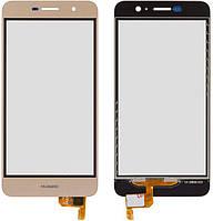 Сенсор (тачскрин) Huawei Y6 Pro, Enjoy 5 (TIT-U02, TIT-AL00) Gold