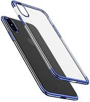 Чохол Baseus Glitter Case Apple iPhone X, iPhone XS Blue