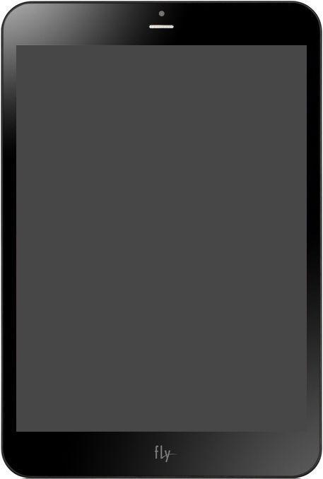 Сенсор (тачскрин) Fly Flylife Web 7 Black