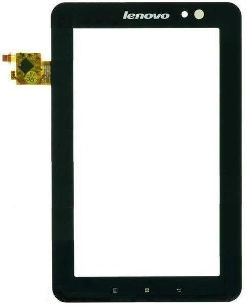 Сенсор (тачскрин) Lenovo IdeaPad Tablet A1-07 Black