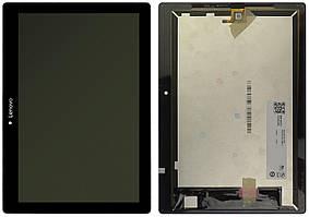 Дисплей для планшета Lenovo Tab 2 X30F A10-30, A10-30L + Touchscreen Black