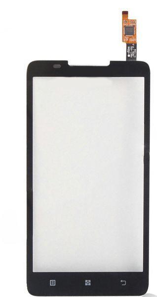 Сенсор (тачскрин) для телефона Lenovo A788 Black