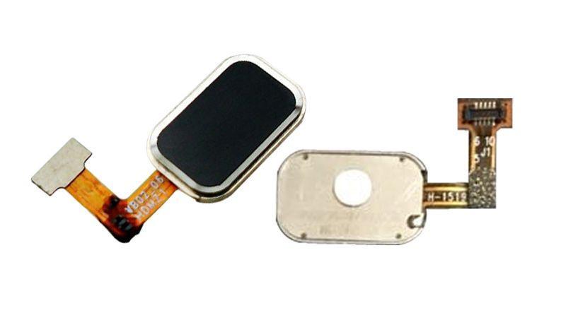 Шлейф Meizu MX4 Pro (M462U) с кнопкой Home Original Black