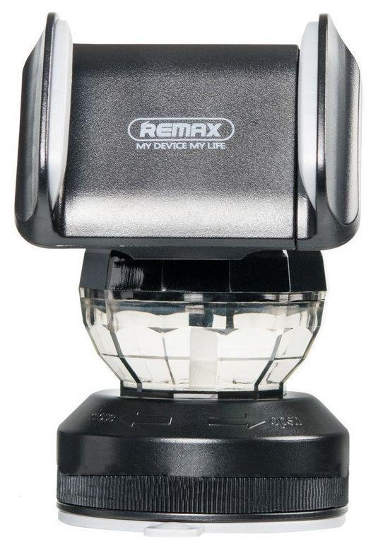 Купить Автодержатель Remax Car Holder Black/Grey (RM-C35)