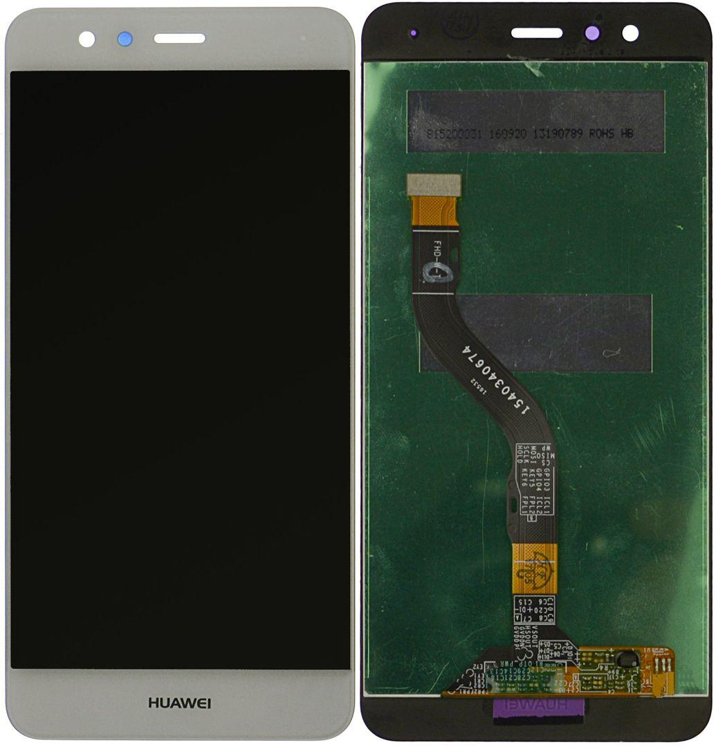 Дисплей (экран) для телефона Huawei P10 Lite WAS-L21, WAS-LX1, WAS-LX1A + Touchscreen Original White