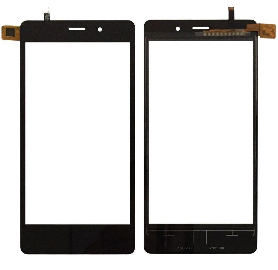 Сенсор (тачскрин) для телефона Nomi i502 Black