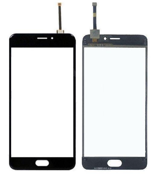 Сенсор (тачскрин) для телефона Meizu M5 Note M621 Black