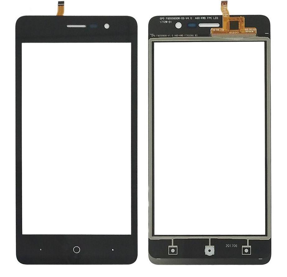 Сенсор (тачскрин) для телефона DOOGEE X10 Black