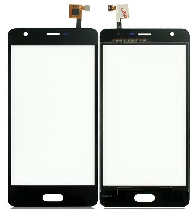 Сенсор (тачскрин) для телефона DOOGEE X20 Black