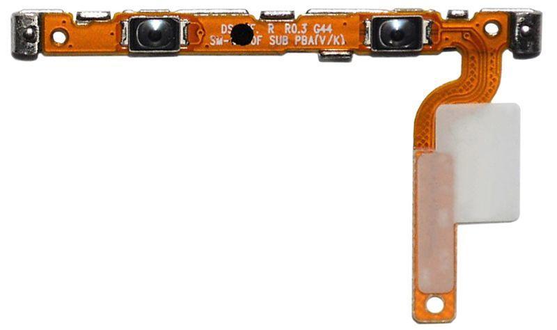 Шлейф Samsung Galaxy J5 Prime G570F с кнопками регулировки громкости