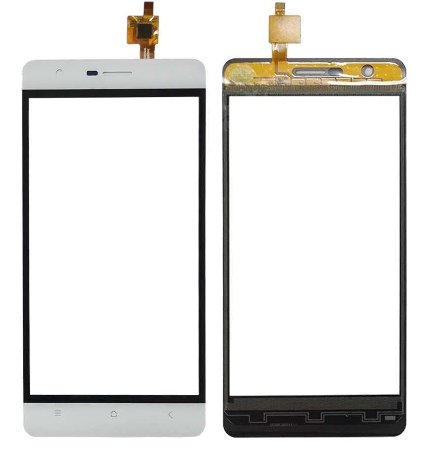 Сенсор (тачскрин) для телефона Oukitel K4000 Lite White