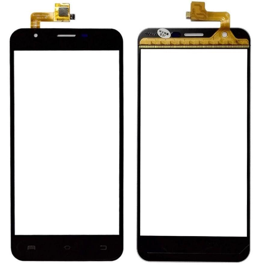 Сенсор (тачскрин) для телефона Oukitel U7 Pro Black